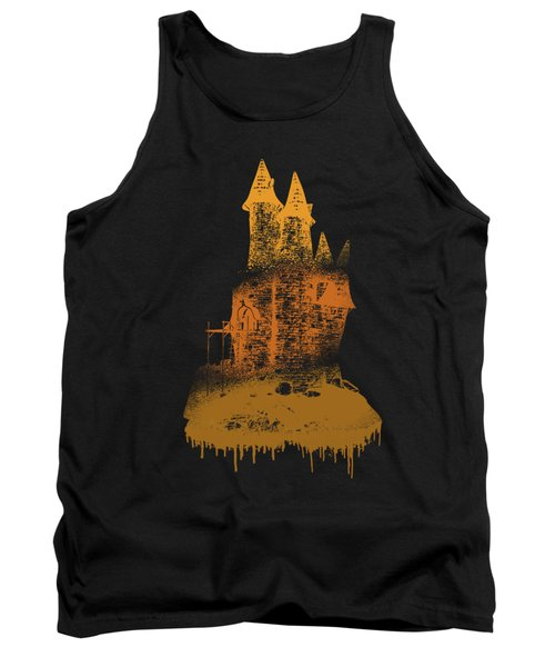 Paint Drips Tank Top by Solomon Barroa