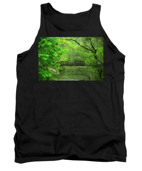 Jacobsburg State Park Pa Tank Top