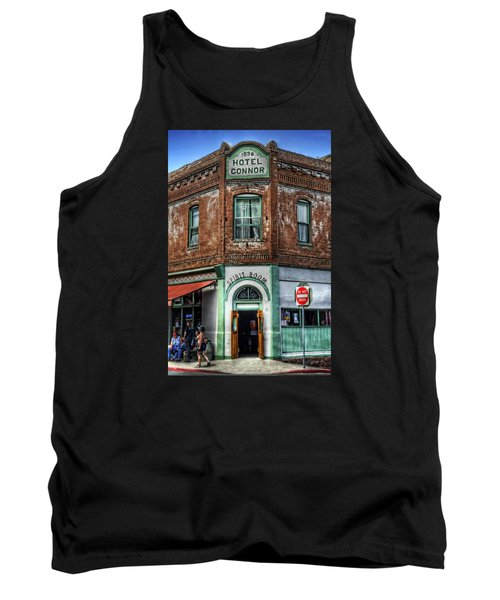 1898 Hotel Connor - Jerome Arizona Tank Top