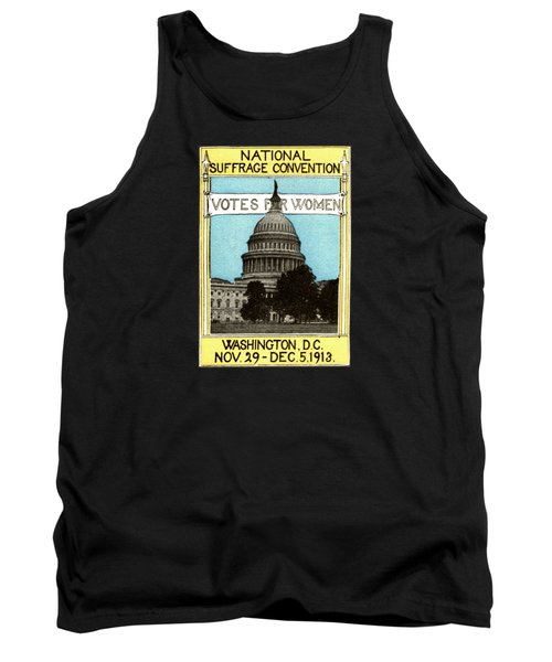 1913 Votes For Women Tank Top
