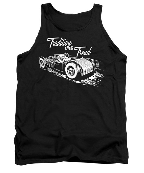 1929 Roadster Design Tank Top