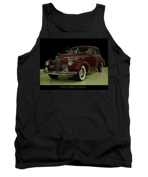 1940 Cadillac Lasalle Tank Top