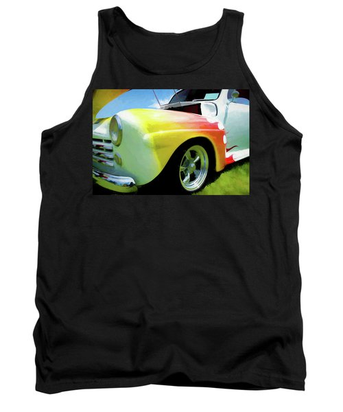 1947 Ford Coupe Tank Top