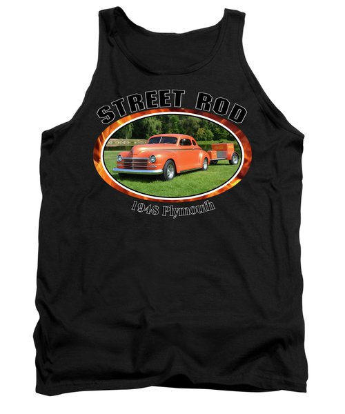 1948 Plymouth Grant Tank Top
