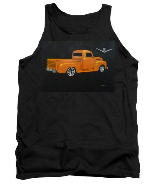 1952 Ford Pickup Custom Tank Top