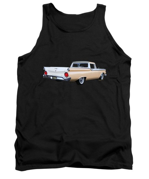 1959 Ford Ranchero 1st Generation Tank Top