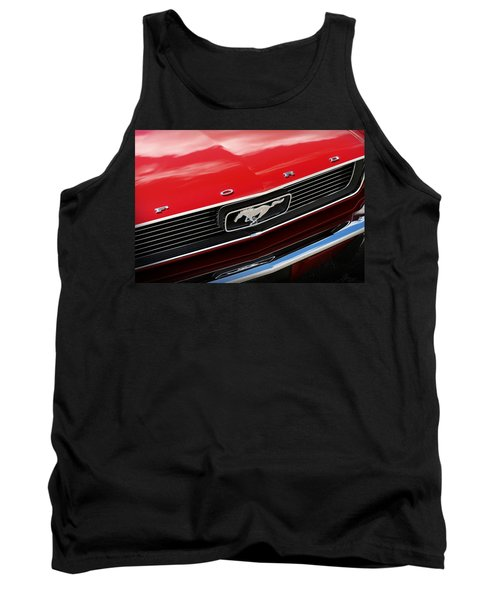 1966 Ford Mustang Tank Top