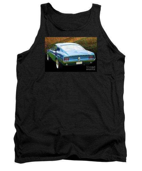 1967 Mustang Tank Top