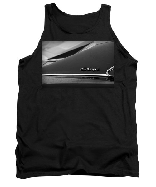 1968 Dodge Charger Tank Top by Gordon Dean II