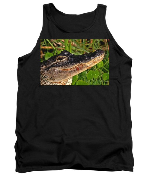 American Alligator Tank Top