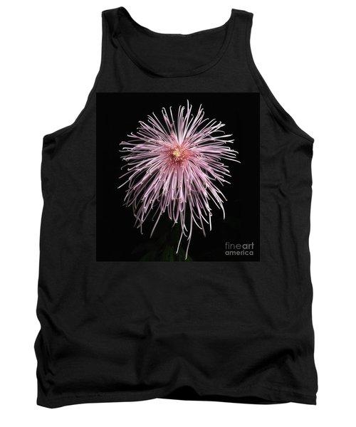 Chrysanthemum 'pink Splendor' Tank Top