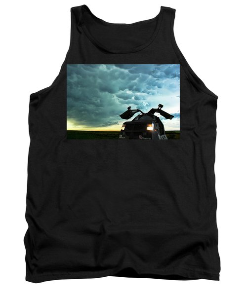 Dominating The Storm Tank Top