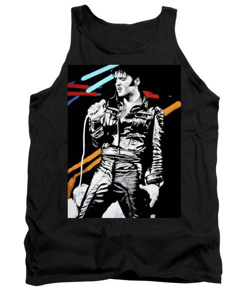 Elvis Tank Top