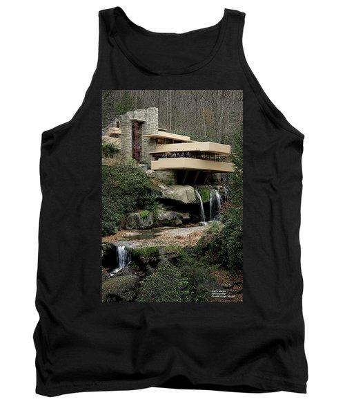 Fallingwater Tank Top