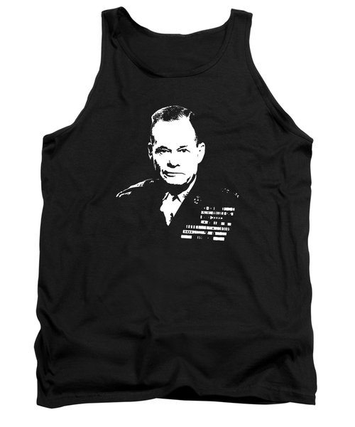 General Lewis Chesty Puller Tank Top