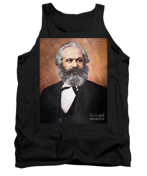 Karl Marx Tank Top