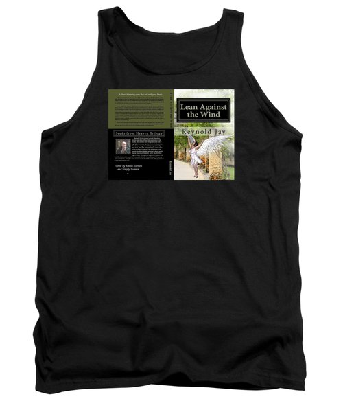 Lean Against The Wind Tank Top