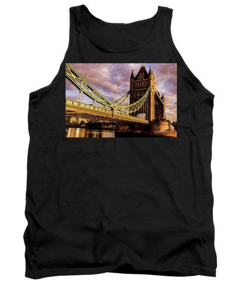 London Tower Bridge. Tank Top