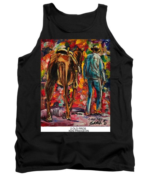 2 Old Pros Tank Top