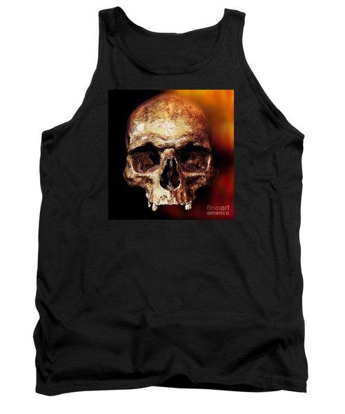 Skull Tank Top