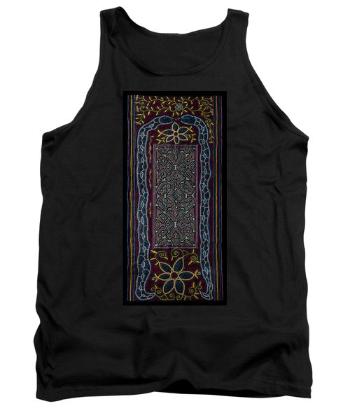 Shipibo Art Tank Top