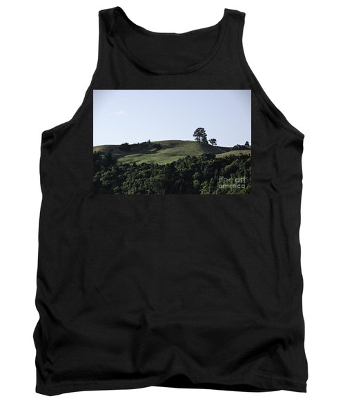 Somewhere In New Zealand Tank Top by Yurix Sardinelly