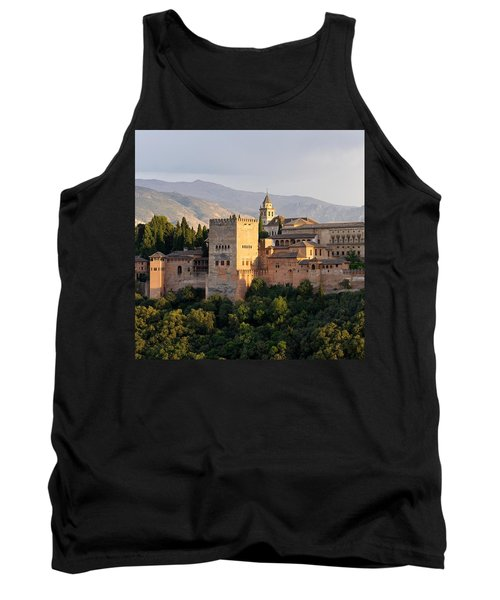 The Alhambra Tank Top