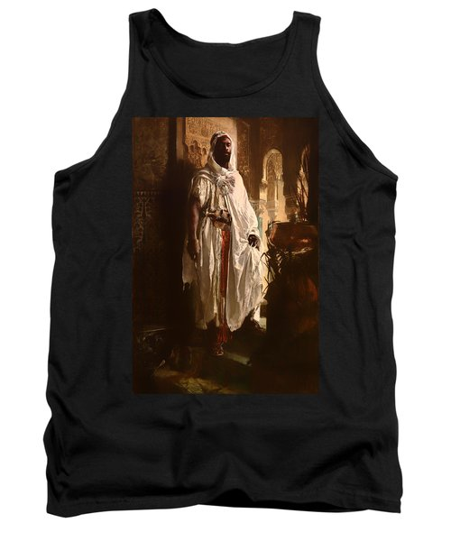 The Moorish Chief Tank Top