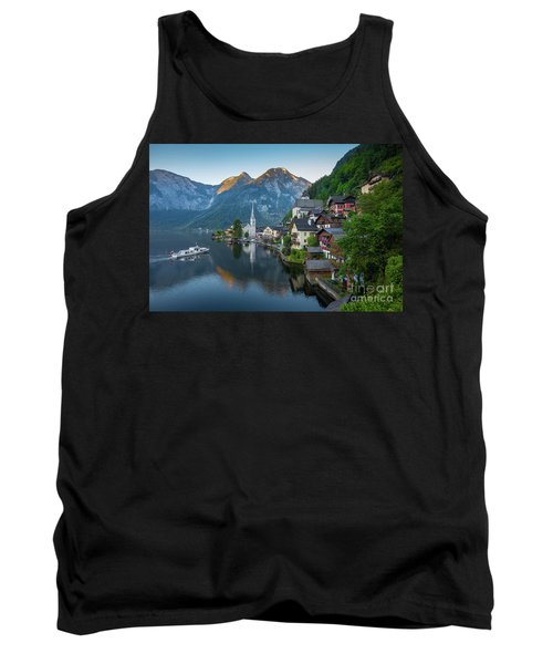 The Pearl Of Austria Tank Top by JR Photography