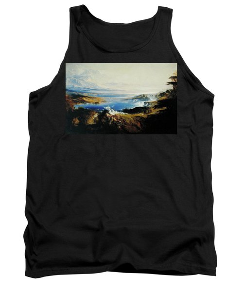 The Plains Of Heaven Tank Top