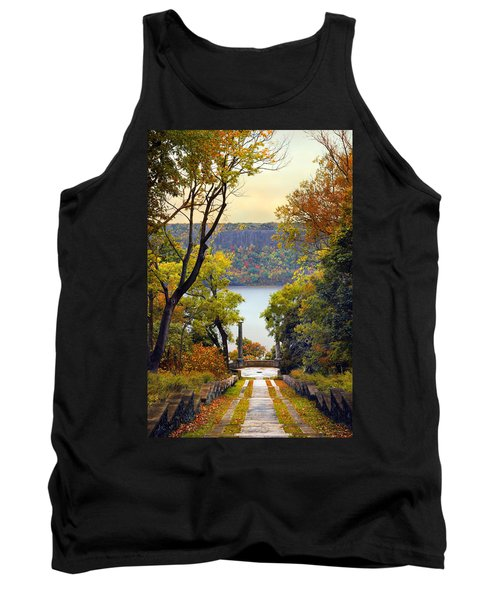 The Vista Steps Tank Top