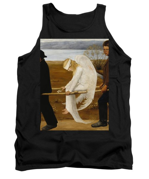 The Wounded Angel Tank Top
