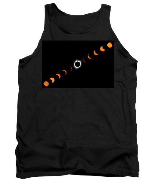 Total Eclipse 2017 Tank Top
