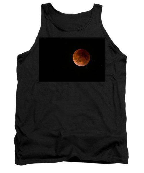 2015 Blood Harvest Supermoon Eclipse Tank Top
