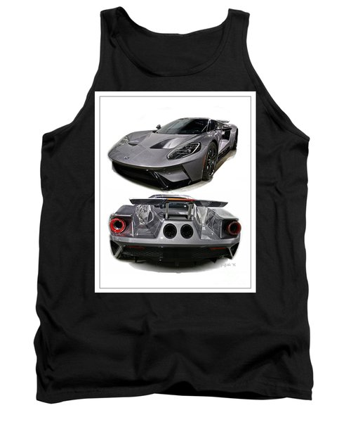 2016 Ford Gt Tank Top