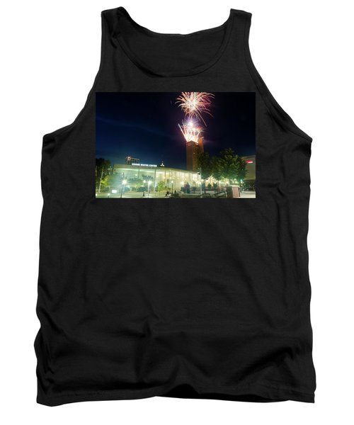 2017 Three Rivers Festival Aep Fireworks Tank Top