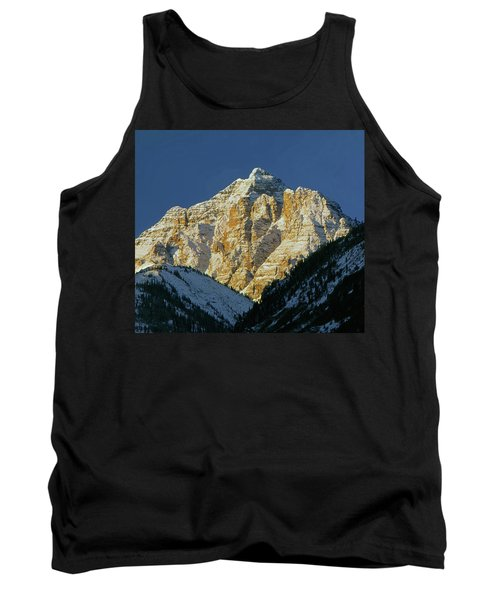210418 Pyramid Peak Tank Top