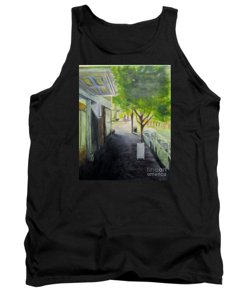 2nd St Stores Tank Top