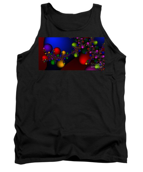 2x1 Abstract 330 Tank Top