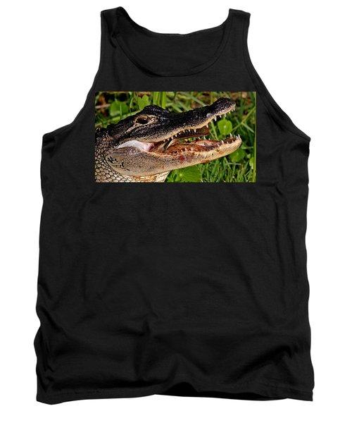 American Alligator Tank Top