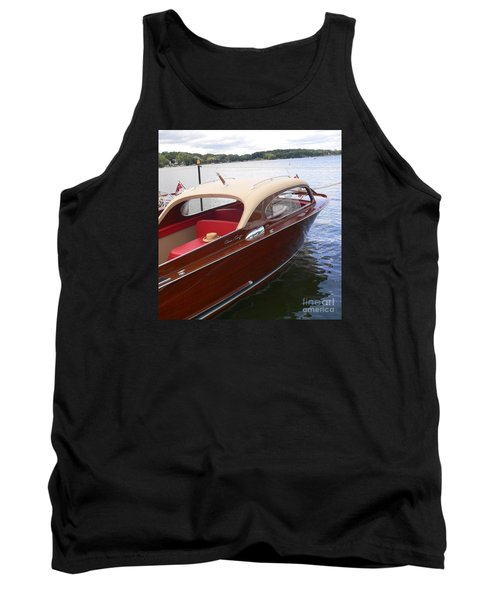 Chris Craft Tank Top
