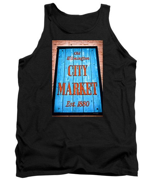 City Market Tank Top by Denis Lemay