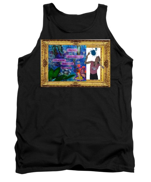 Cover Art For Gallery Tank Top