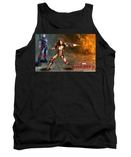 Iron Man 3 Tank Top
