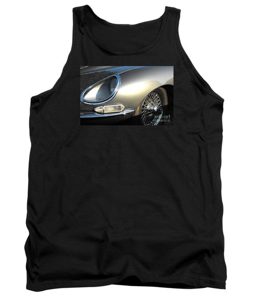 Jaguar E-type Tank Top