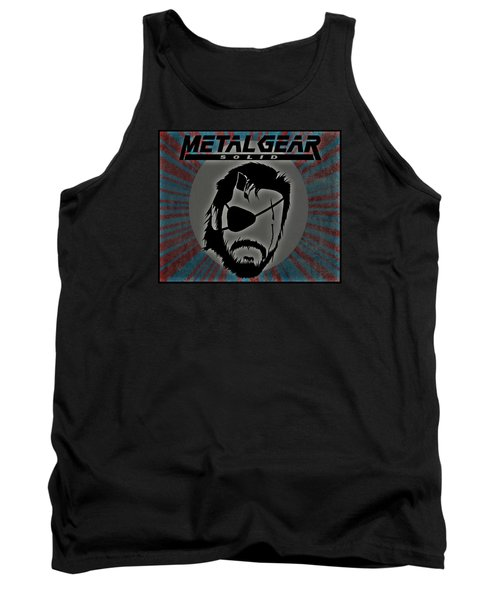 Metal Gear Solid Tank Top by Kyle West