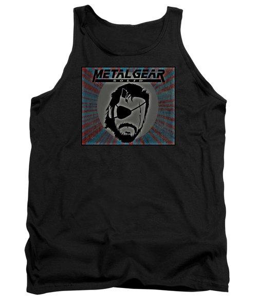 Metal Gear Solid Tank Top