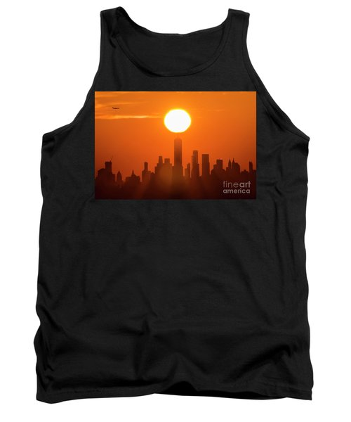 New York City Sunrise Tank Top