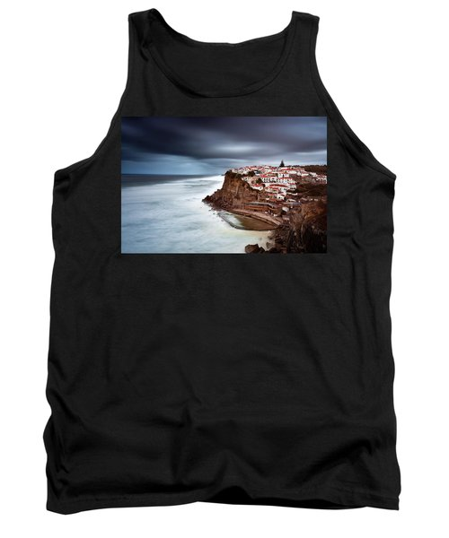 Tank Top featuring the photograph Upcoming Storm by Jorge Maia