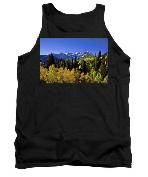 Autumn Splender Tank Top